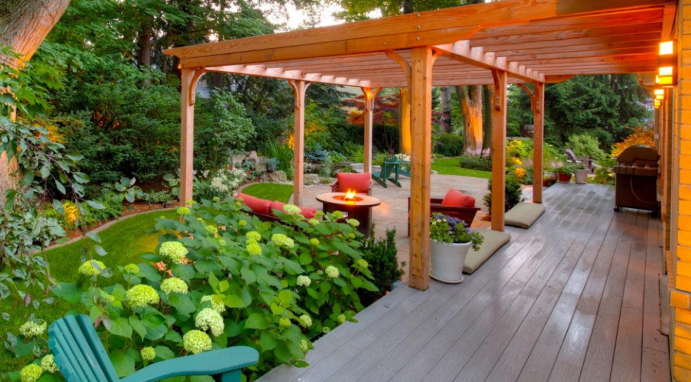 Photo of Make the Most of Your Outdoor Space – The Coastal Cottage Company