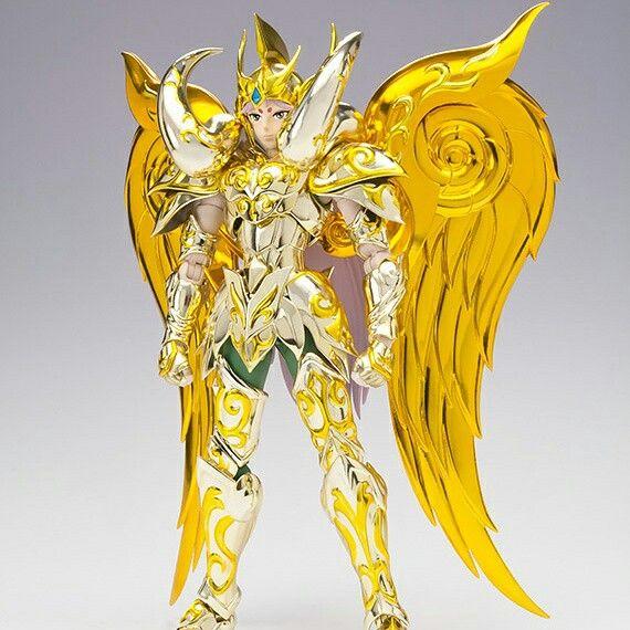 Myth cloth ex du Bélier Mu, soul of gold,  disponible chez www.mythcloth.com