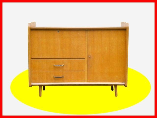 BUFFET BAR VINTAGE EDITIONS SAM ANNEES 50 | meubles design vintage ...