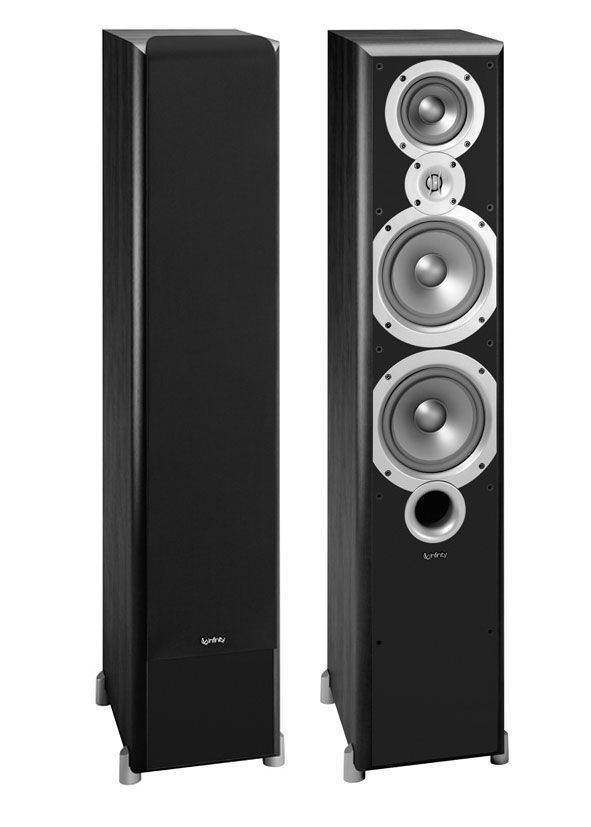 Infinity Primus P363 Floor Speakers Standing Monitor Home