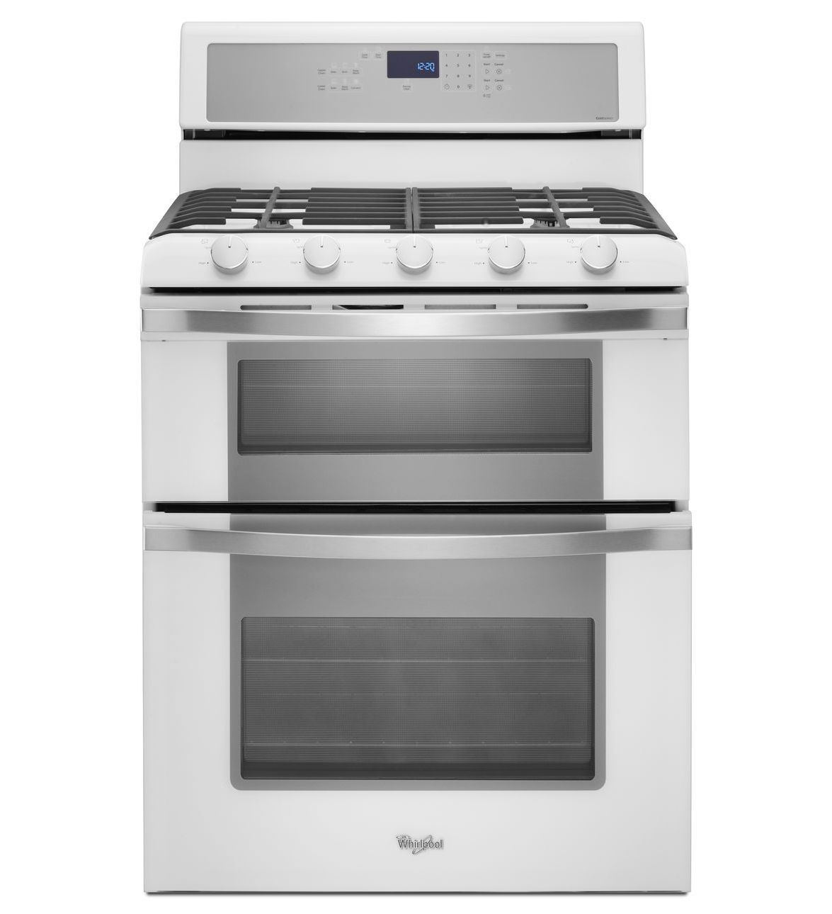 Whirlpool white ice products - Learn About Features And Specifications For The Whirlpool Products Whirlpool Total Cu Double Oven Electric Range With True Convection Cooking White Ice