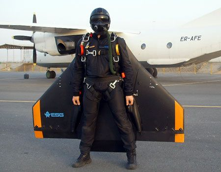 Jetman usa military mx gryphon versiion 04 wr future technology wingsuit flying fighter - Military wingsuit ...