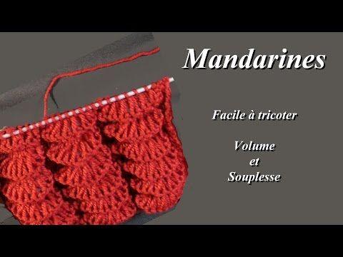 Tricoter En Point De Sillon Aux Aiguilles Circulaires