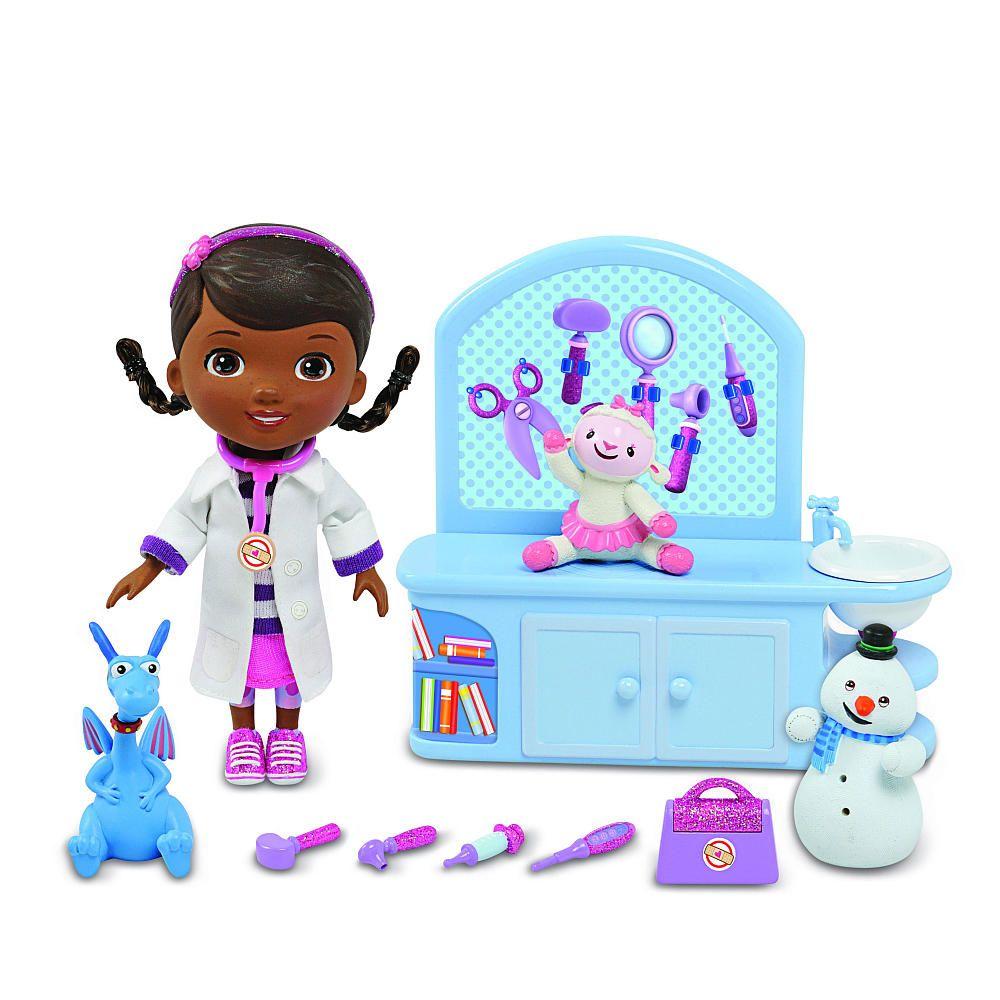 Disney Doc McStuffins Clinic Playset - Toys