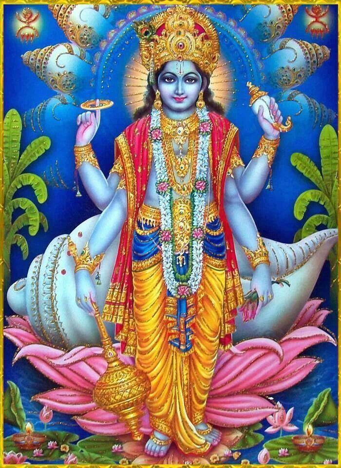 Vishnu -- Krishna, Rama Etc.