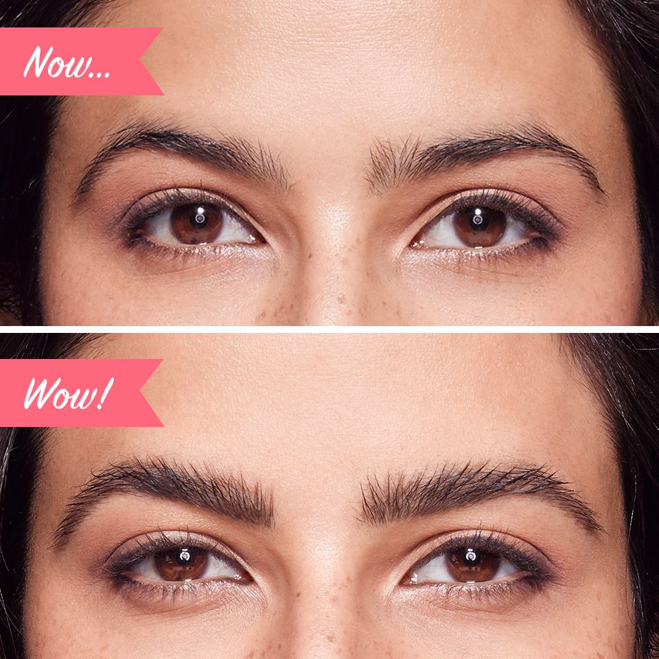 Review, Makeup Trend 2017, 2018: Benefit Brow Wow Looks ...