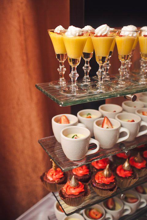 Dessert Tier // Sweet Caroline Photography