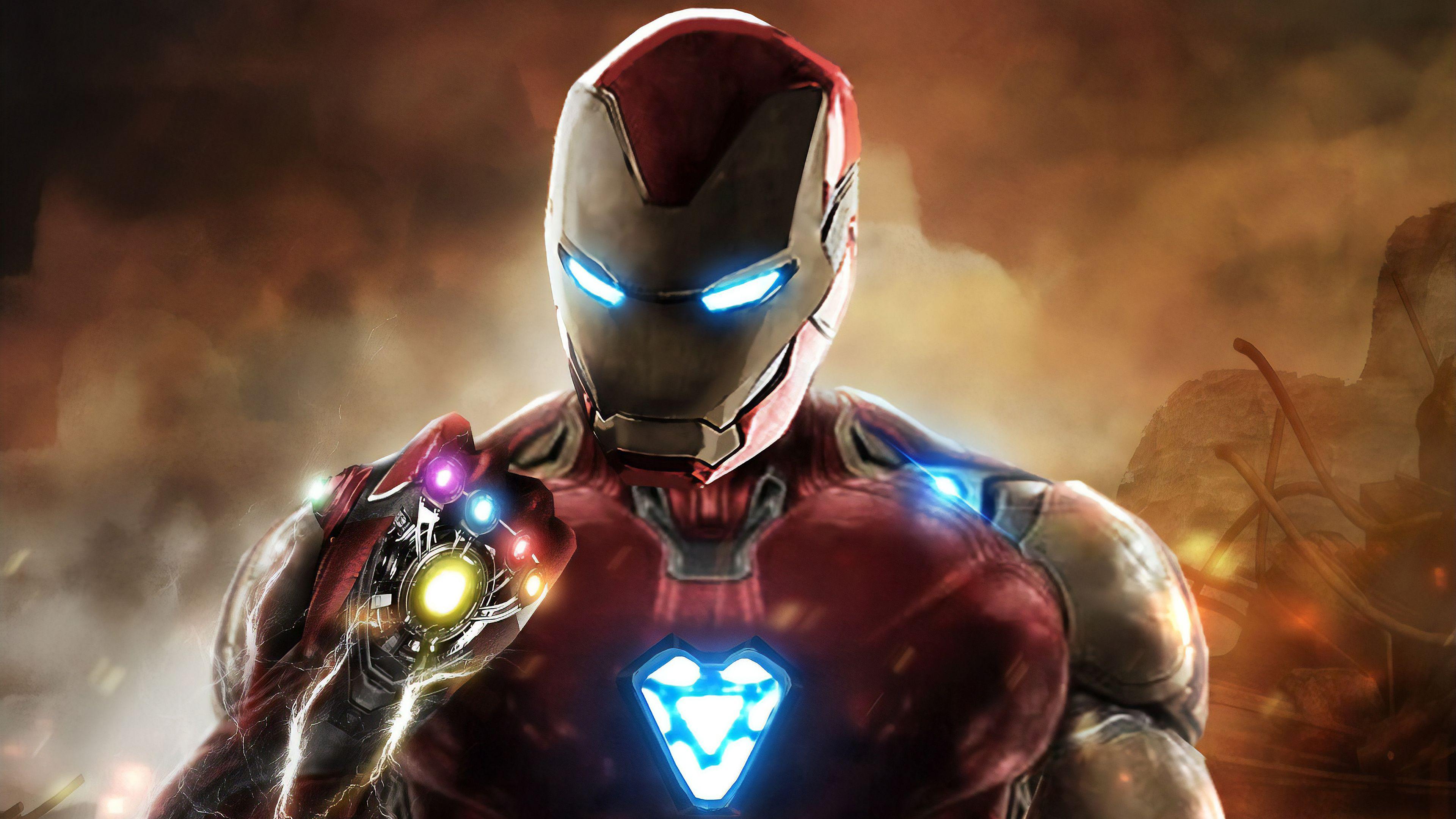 Iron Man Infinity Gauntlet Avengers Endgame Superheroes Wallpapers Iron Man Wallpapers Hd Wal Avengers Endgame Wallpaper Iron Man Avengers Endgame Wallpapers