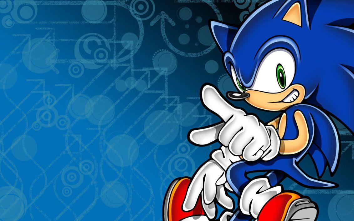 Sonic Wallpaper B2B Wallpaper Festas de aniversário do