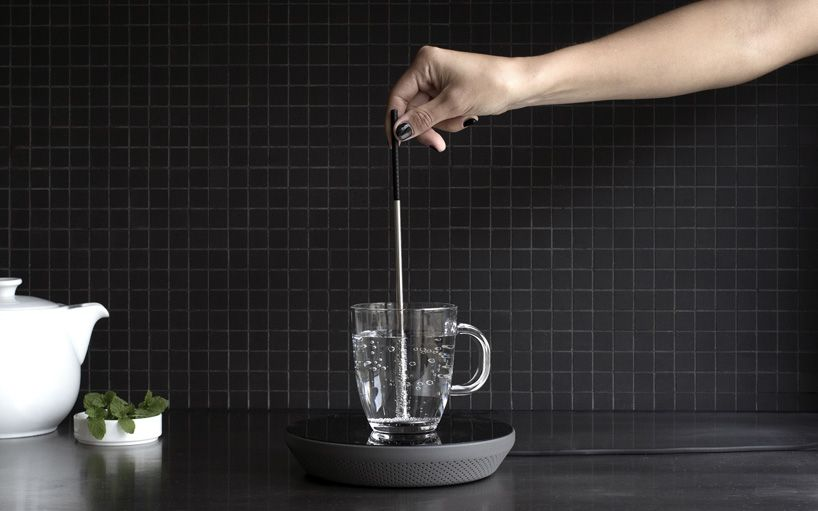 nils chudy re-imagines the electric kettle to heat only the amount you need