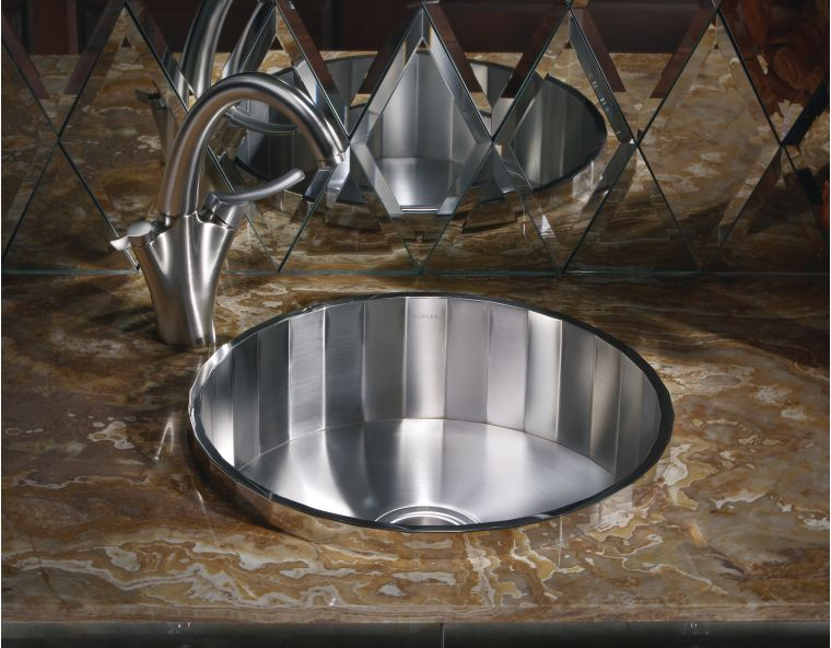 Kohler Brinx Entertainment sink - available at Inspirations ...