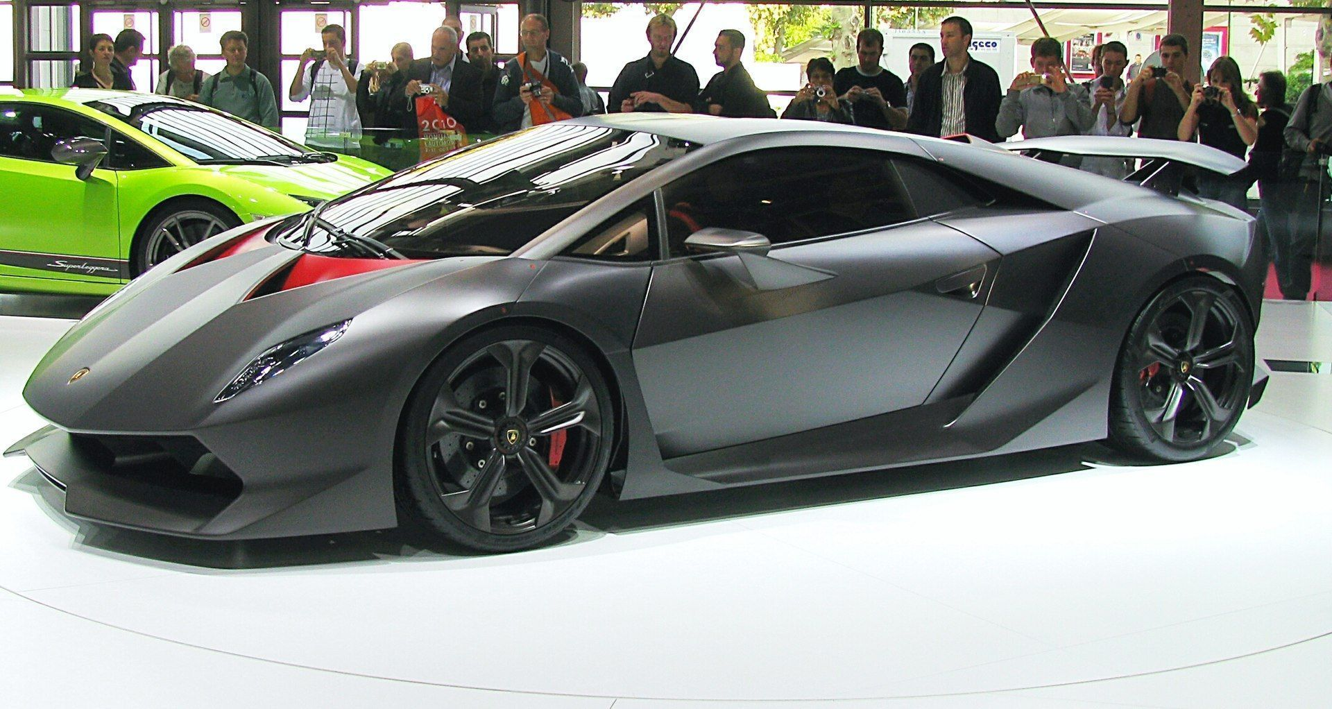 Lamborghini Sesto Elemento 4 Lamborghini Sesto Elemento