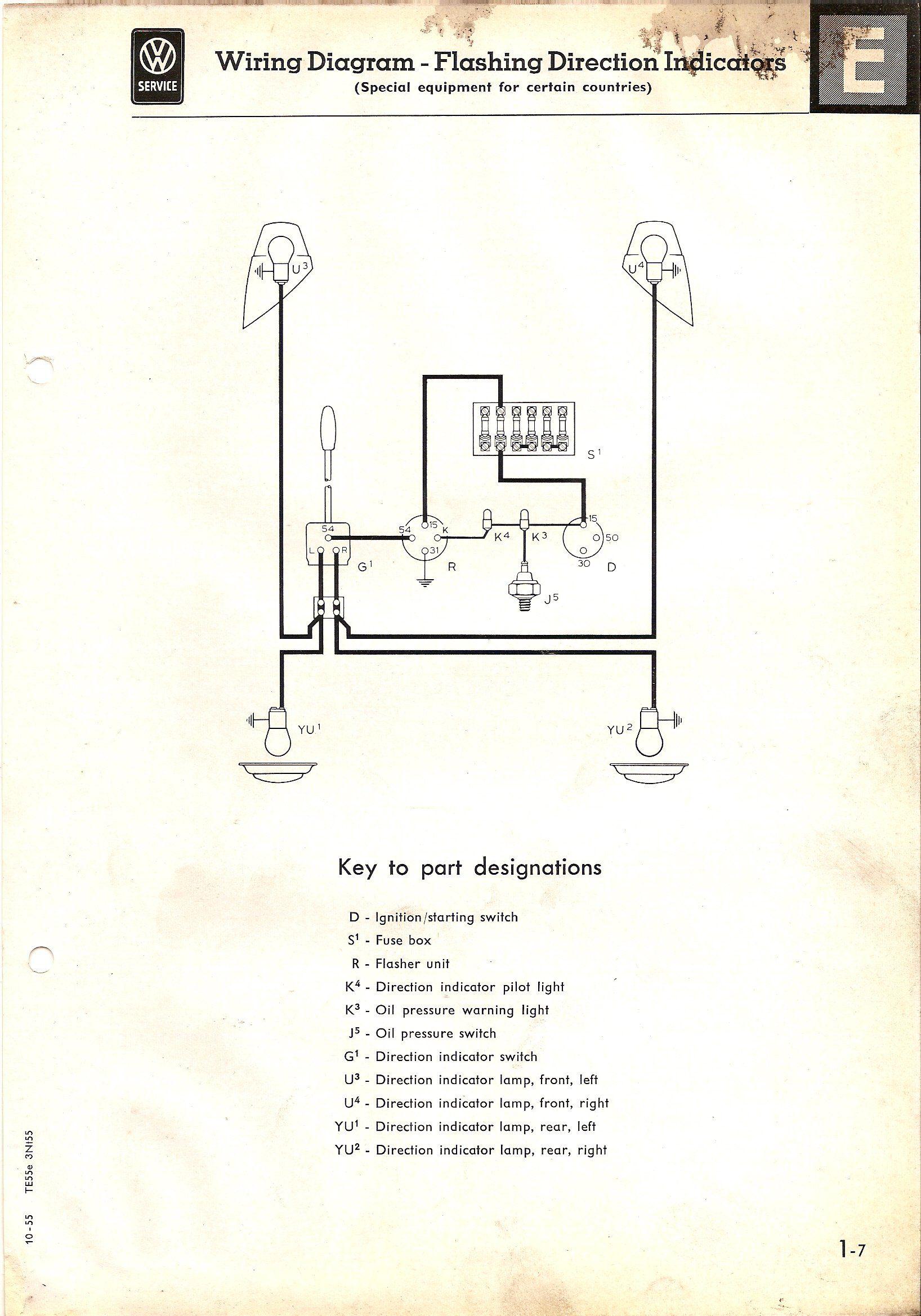 Thesambacom Type 2 Wiring Diagrams Diagram Wire Generation