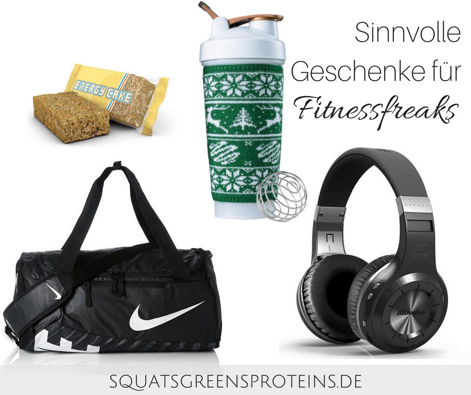 Sinnvolle Weihnachtsgeschenke für Fitnessfreaks | Creative Ideas ...