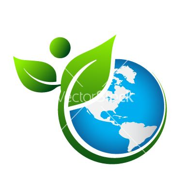 Green earth logo vector | People Icon graphics | Pinterest ... Green Earth Logo Vector