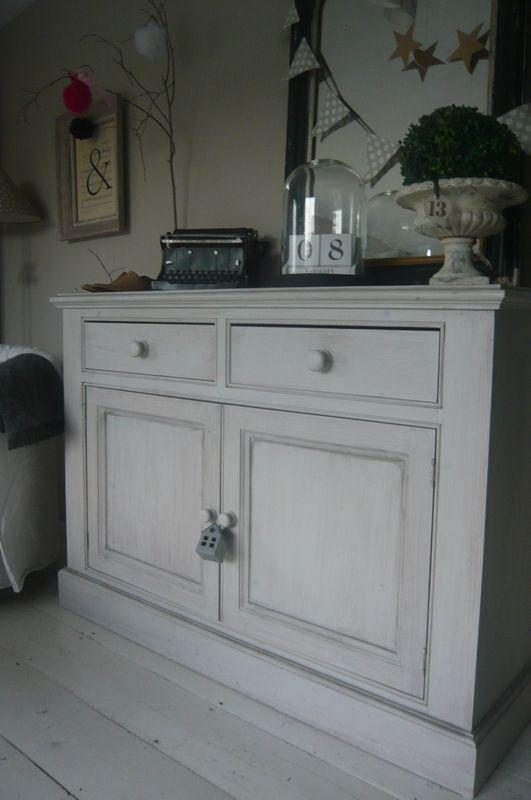 Pin by carine petit on Relooking meuble bahut Pinterest Decoration - relooker un meuble en pin
