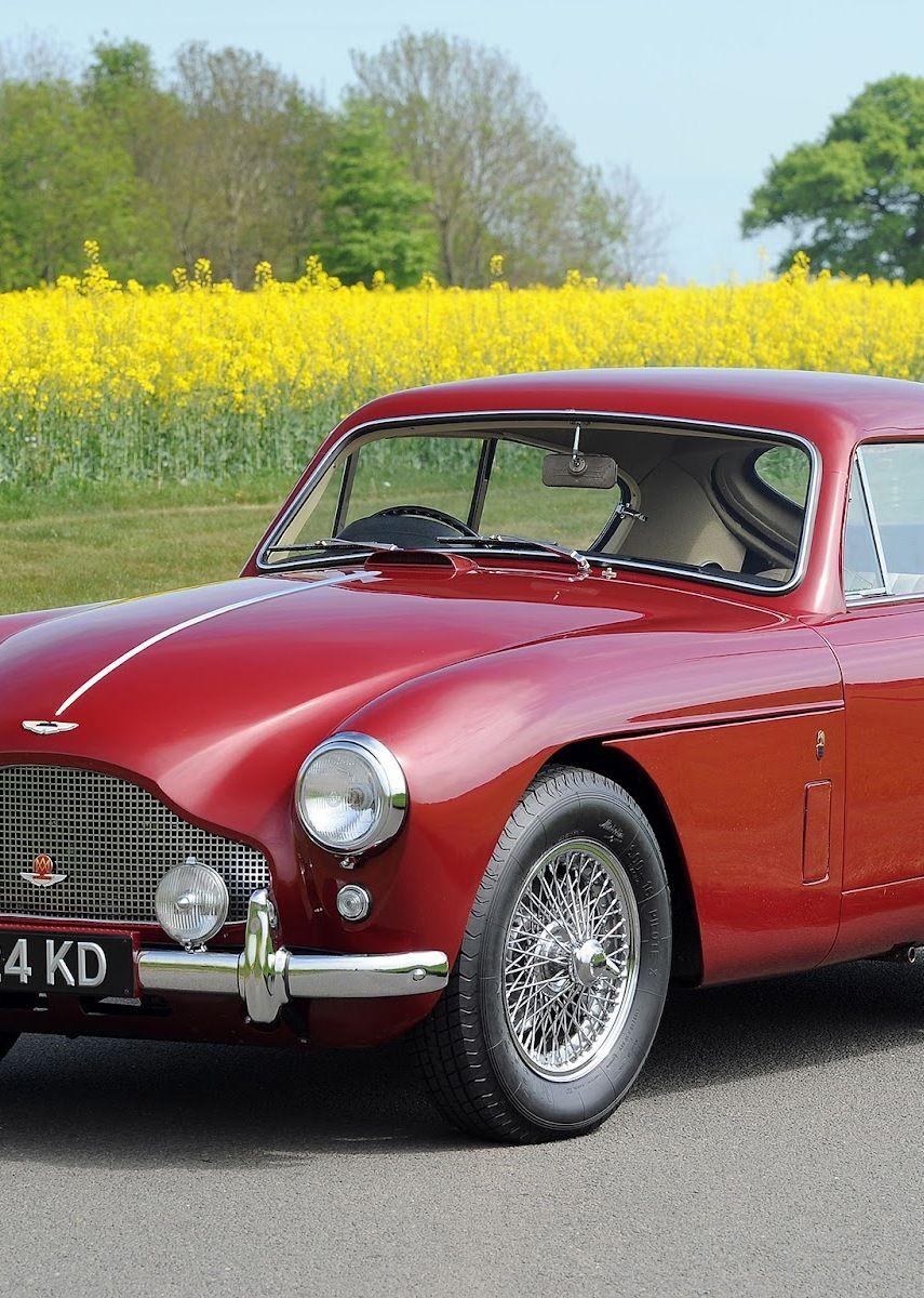 1957 Aston Martin DB Mark III (With images) Aston martin