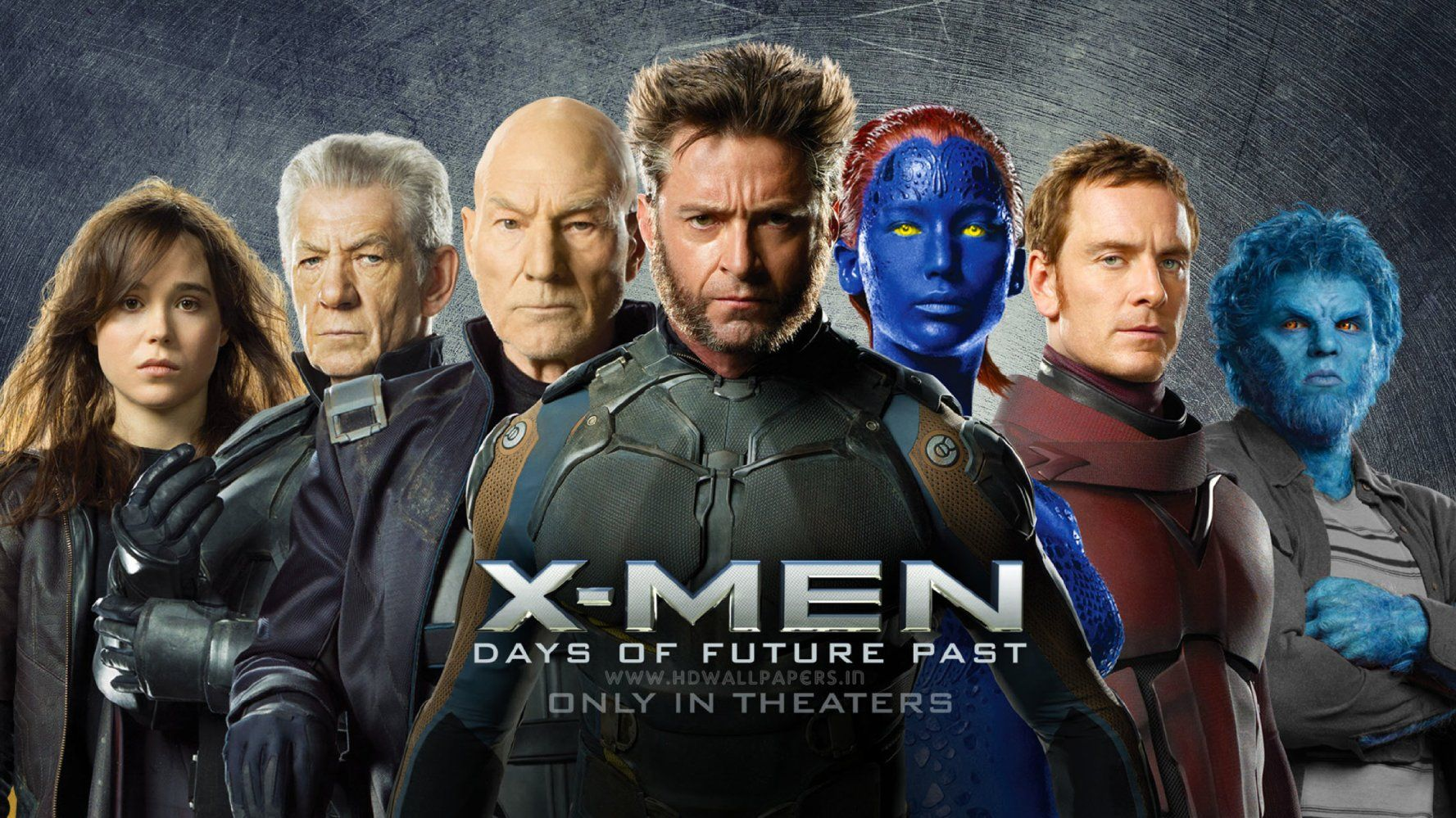 Directed By Bryan Singer With Patrick Stewart Ian
