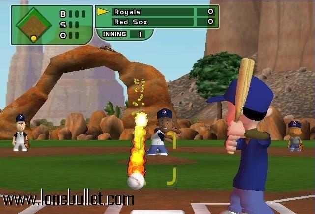 Elegant Download Backyard Baseball 2005 Trainer For The Game Backyard Baseball  2005. You Can Get It