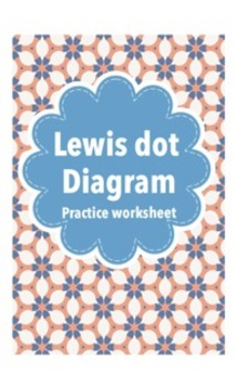 Practice With Lewis Dot Diagrams Electron Dot Diagrams Chemistry Worksheets Teaching Chemistry Math Facts