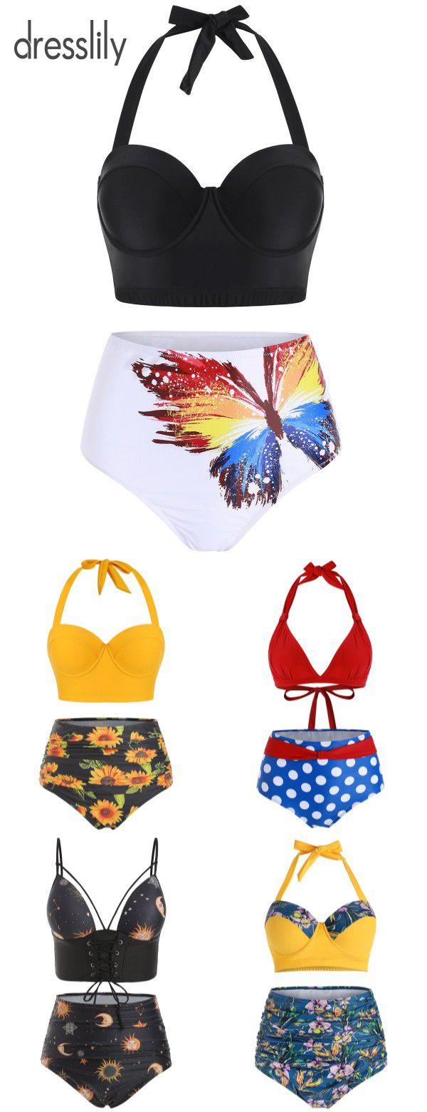 Badmode en strandkleding voor dames Zwemkleding | Damesbadkleding, bikini's en badpakken