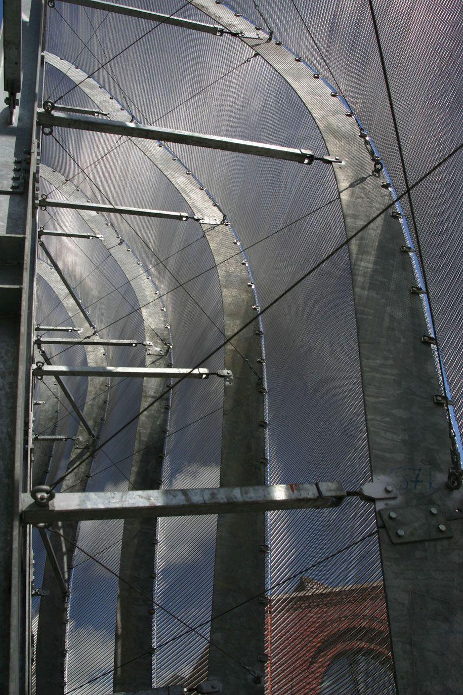 Maison folie lille france nox architects gkd escale 5 x 1 metal fabrics fas dy - Cabinet d architecture lille ...