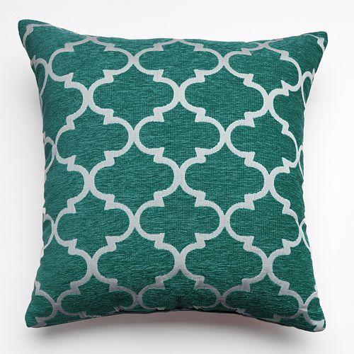 Club Lattice Decorative Pillow 40'' X 40'' Living Room Awesome Kohls Pillows Decorative