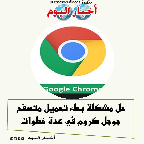 حل مشكلة بطء تحميل متصفح جوجل كروم في عدة خطوات Tech Logos School Logos Georgia Tech