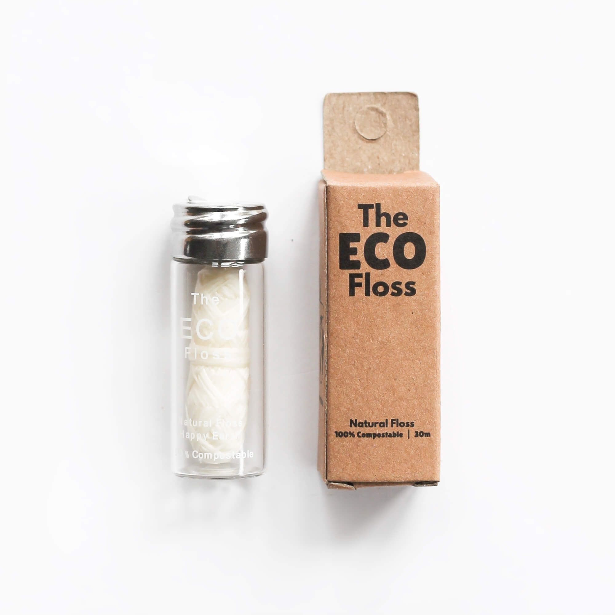 THE ECO FLOSS COMPOSTABLE DENTAL FLOSS in 2020 Eco store