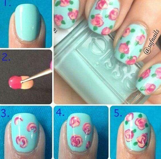Pin de Susel Diaz en uñas   Pinterest