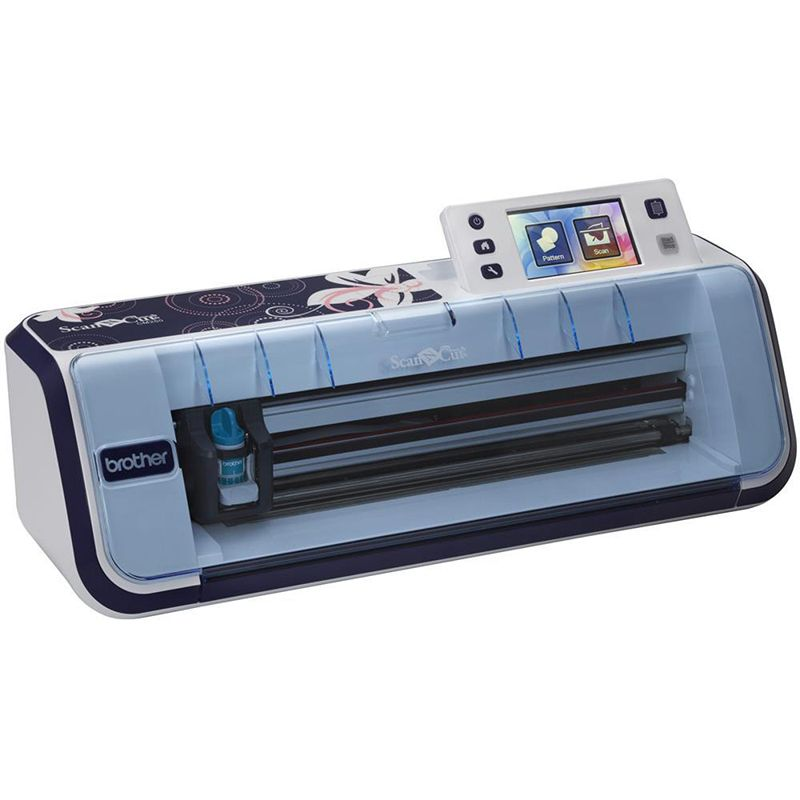 Brother Scan N Cut Machine Scrapbook Craft And Scrapbooking