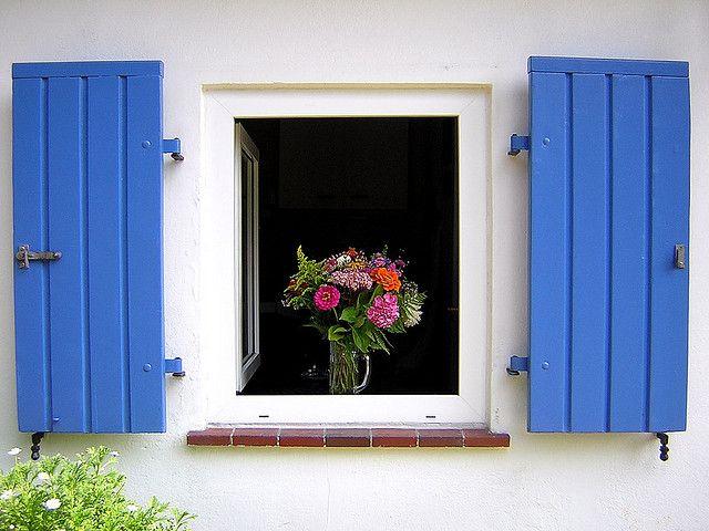 Fenster Gartenhaus Summerhouse Window Outdoor decor