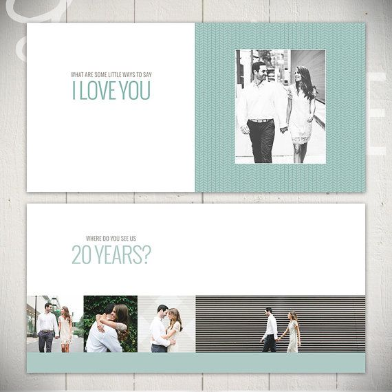 Guestbook Album: Bright Hopes 10x10 Album Template for | fat ...