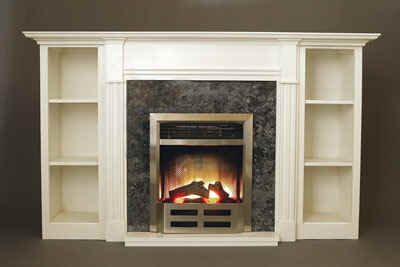 electric fireplace for bookcases | Roselawnlutheran
