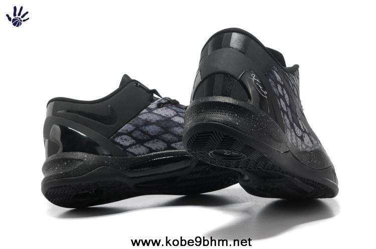 Black Year Of The Snake 555035 107 Nike Kobe 8 System On Sale