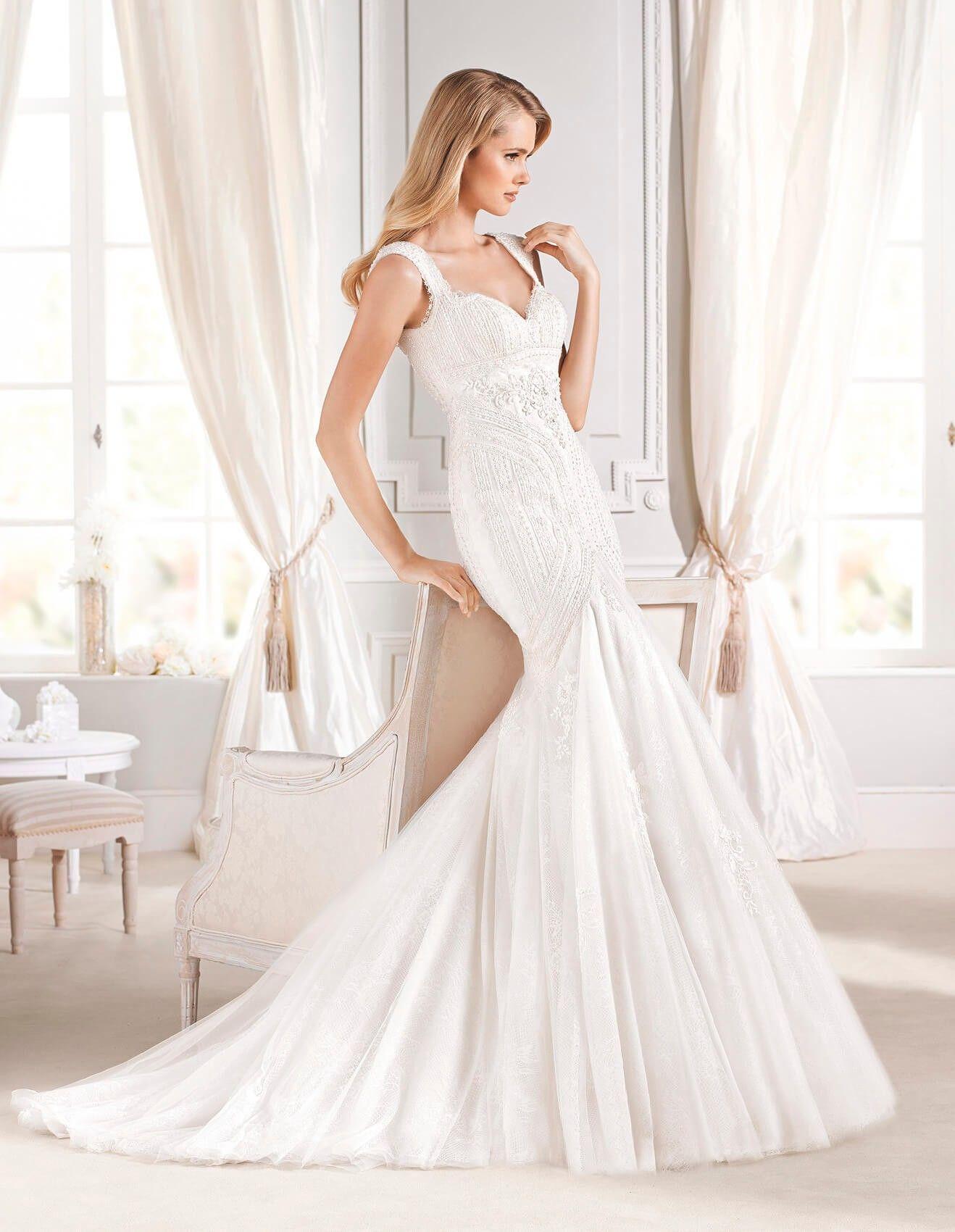 05fc76e19b926 La Sposa Iciar $489.99 La Sposa Cheap Wedding Dresses Online, Wedding  Dresses For Sale,