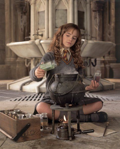 Little Hermione Granger