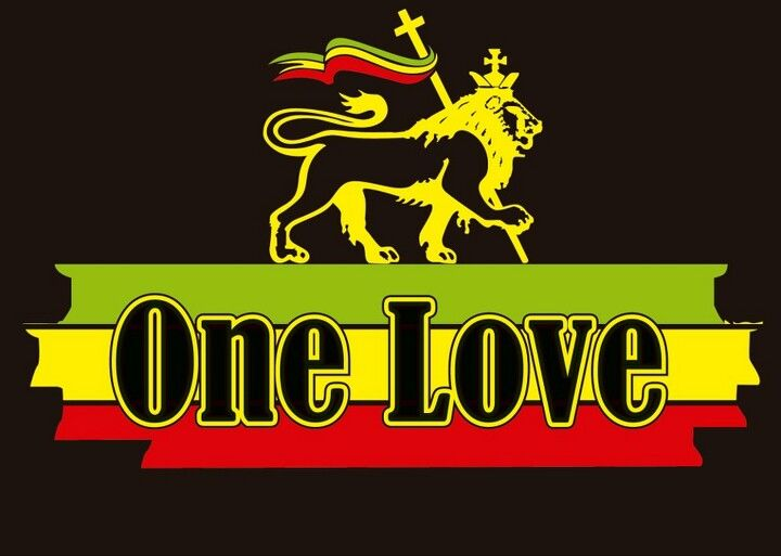 Rastafari One Love Imagens De Reggae Danca Circular Estampas