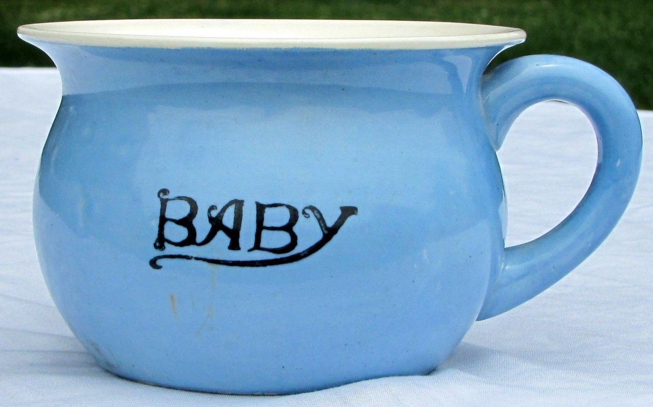SUPER RARE CONGRESSMAN BABY POTTY CHAIR CHAMBER POT CHARLES R. JONAS / NO RESERV   eBay