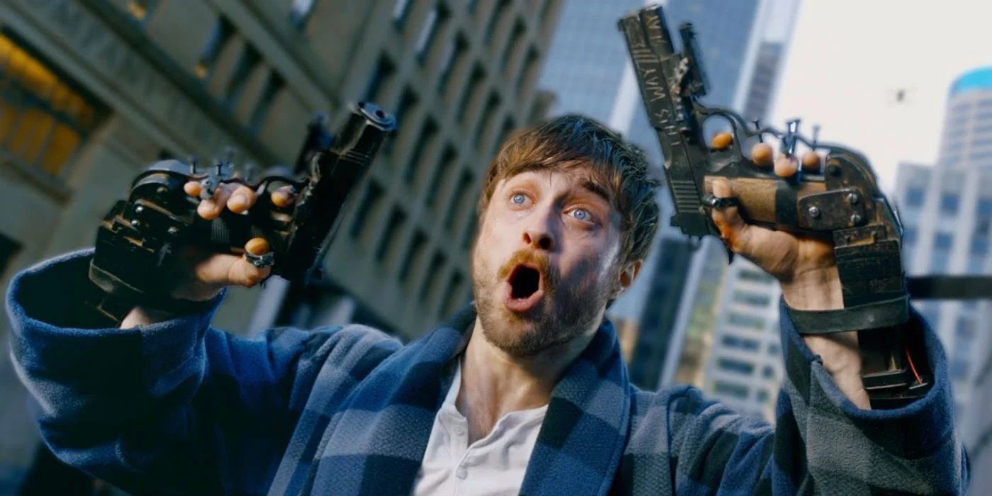 أفضل أفلام كوميديا في عام 2020 حتى الآن قائمة متجددة بأفضل إصدارات السينما أفضل أفلام كوميديا في عام 2020 حتى الآن Daniel Radcliffe Film Action Comedy Movies