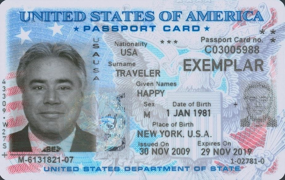 Ielts Certificates Sale Passport Card United States Passport