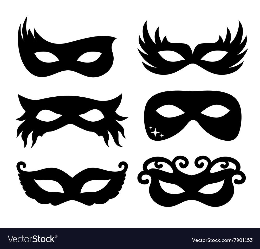 masks silhouettes Αναζήτηση Google in 2020 Halloween