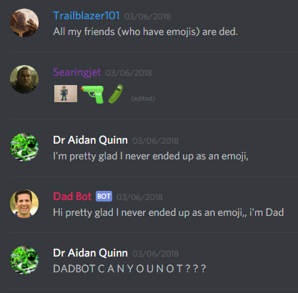 Pin On Stupid Discord Crap Dad bot annoys the people of my discord. pin on stupid discord crap