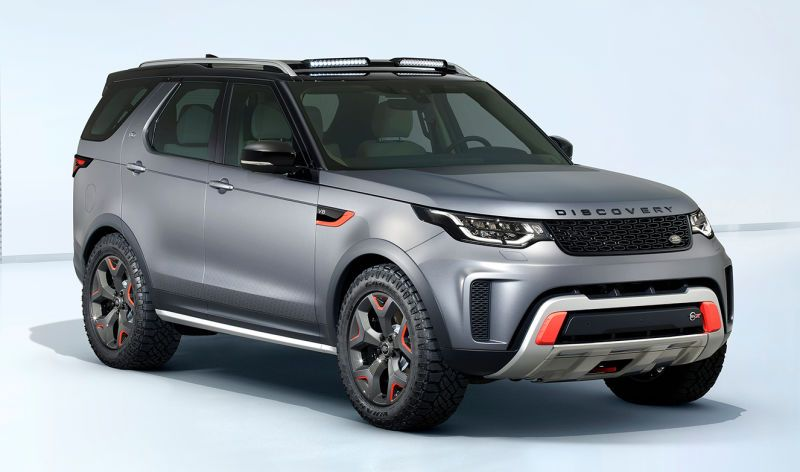 Automotive News September 2017 Edition Expedition Portal New Land Rover Discovery New Land Rover Land Rover Discovery Sport