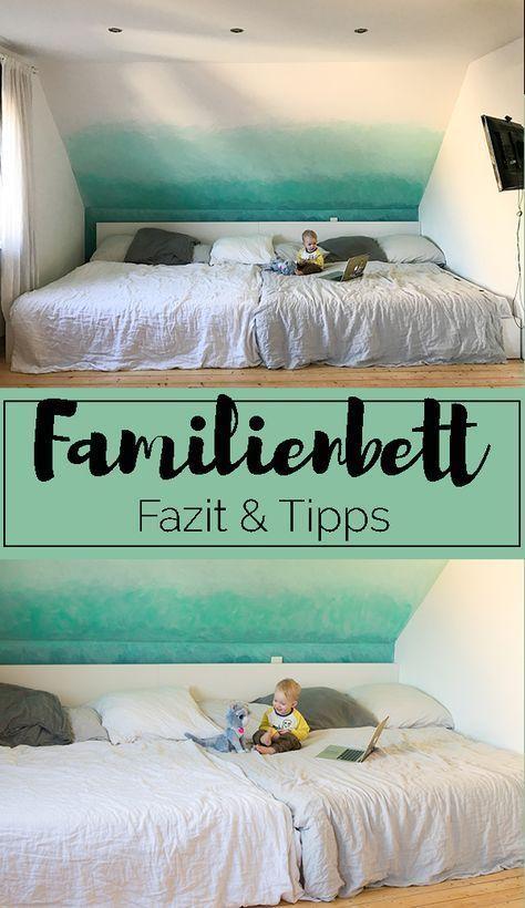 Mein Familienbett Room and Interiors - weißes badezimmer verschönern