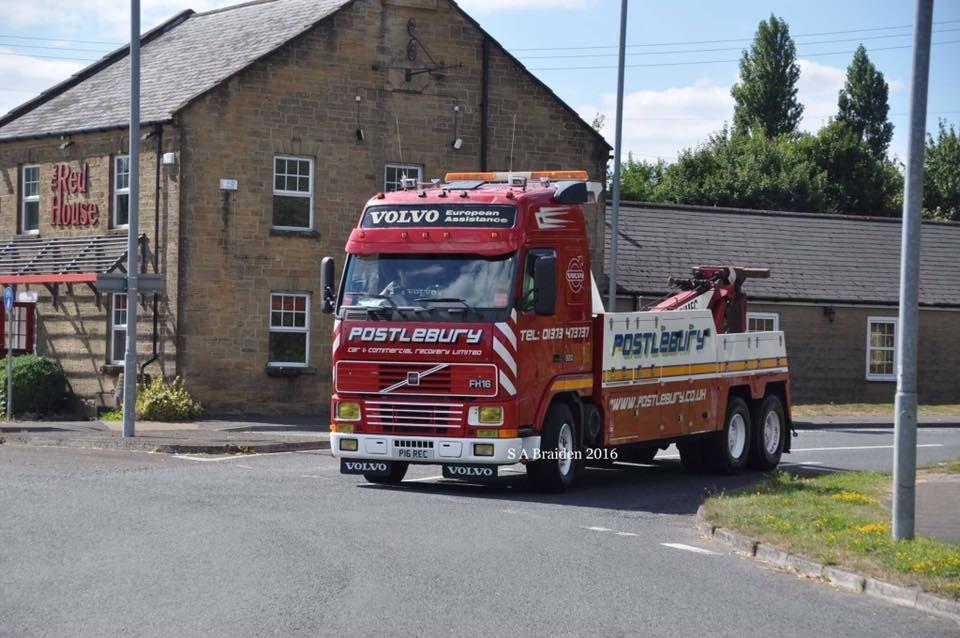 VOLVO TOW TRUCK Trucks, Tow truck, Heavy duty trucks