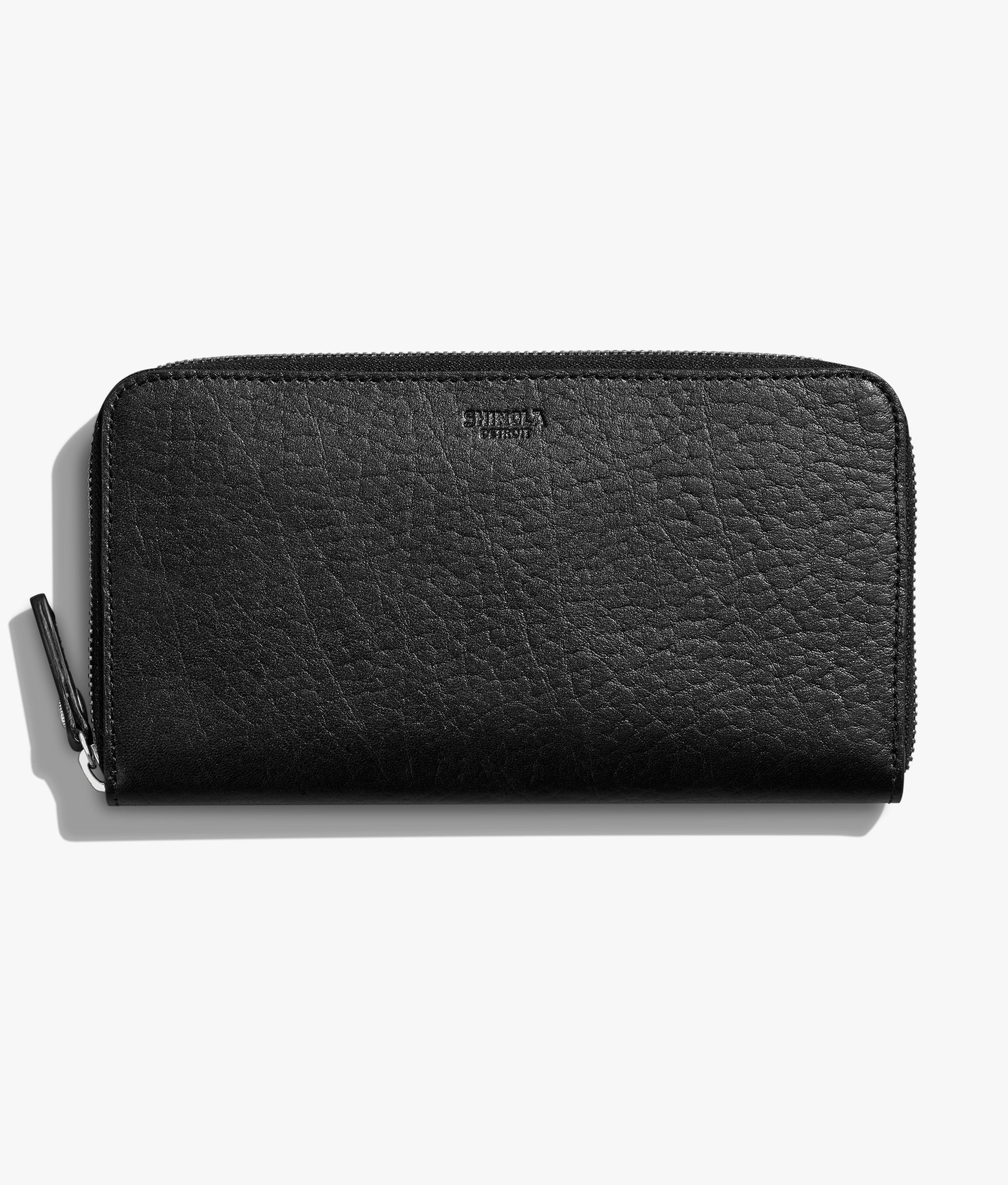 7f96dbce799f Women s Leather Wallet - Zip Continental Wallet