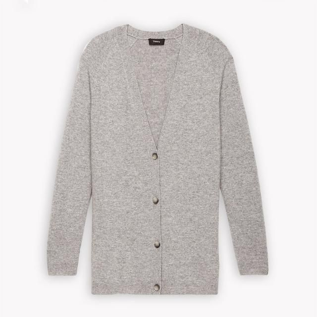 Cashmere Relaxed Cardigan