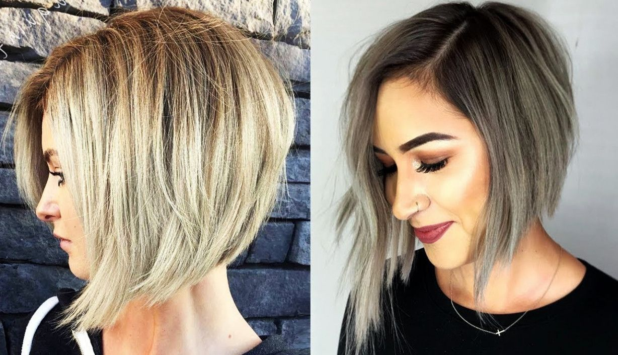 Bob Hairstyle Products Haircuts Amp Hairstyles Ideas Bob Updos 10 Easy And Stylish Ways To Pull Short Stacked Bob Haircuts Bob Hairstyles Stacked Bob Haircut