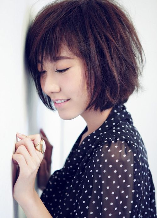 Asian hairstyle blogspot